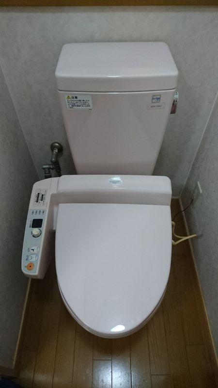 奈良トイレ交換1