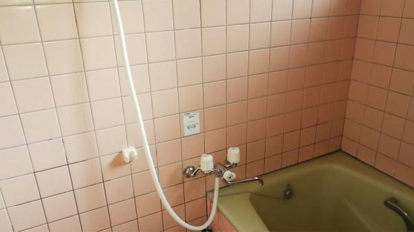 福岡 浴室混合栓1