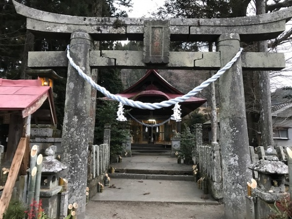 熊本RK 初詣