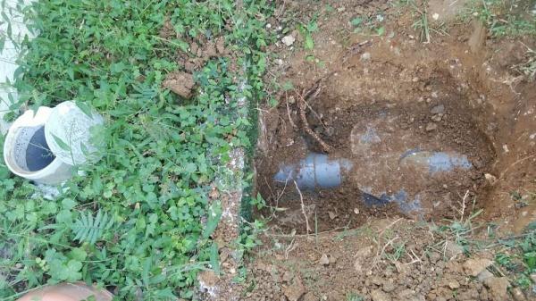 沖縄 排水管1