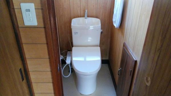 釧路トイレ交換2