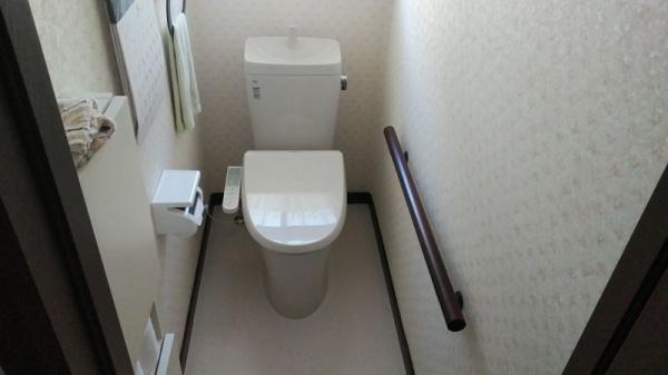 仙台 トイレ交換2