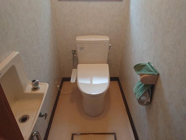 228 秋田トイレ交換2-1