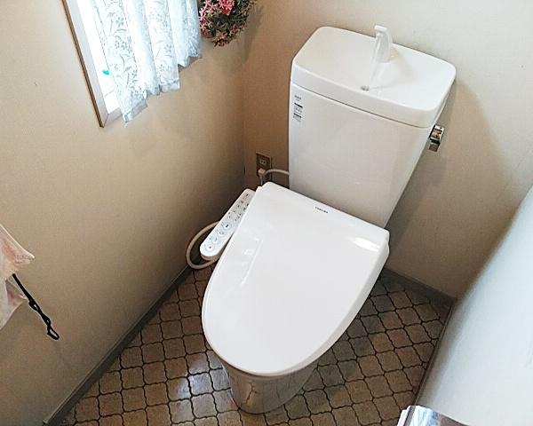 0831秋田トイレ便器交換2-1