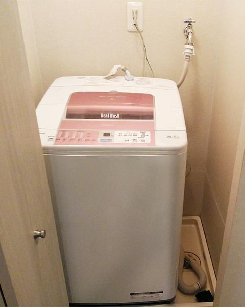 0828群馬 洗濯機-1