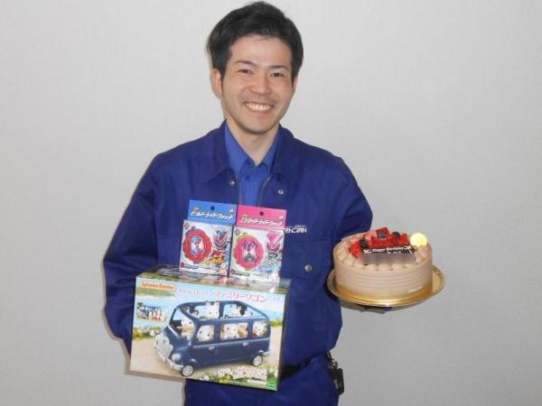 クラシアン北東京法人 11月誕生会
