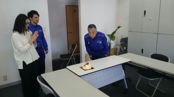 神奈川法人1月誕生会