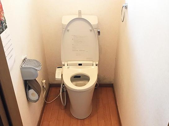 山口トイレ